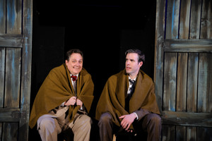 BWW Review: Ocean State Theatre Gives the Gift of Holiday Musical Perfection in IT'S A WONDERFUL LIFE