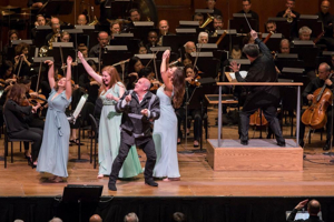 BWW Review: There's 'GOLD in Them Thar Hills as NY Philharmonic and Gilbert Take on Wagner's Gods