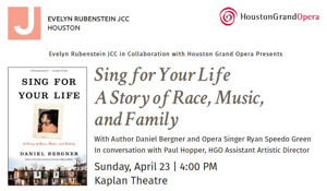 Opera Singer Ryan Speedo Green's Unlikely Story To Be Featured At ERJCC, 4/23