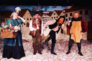 BWW Reviews: Fun With Neil Simon's FOOLS at Cavod