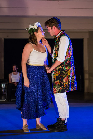BWW Review: THE WINTER'S TALE - Sublime Shakespearean Beauty On A Summer's Evening