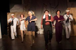 BWW Review: DAMES AT SEA Creates Waves of Smiles at The Winter Park Playhouse