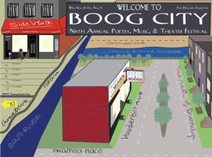 Check Out the Full Schedule for the 9th Annual 'Welcome to Boog City' Festival