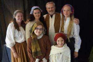 Carrollwood Players' FIDDLER ON THE ROOF Begins Tonight