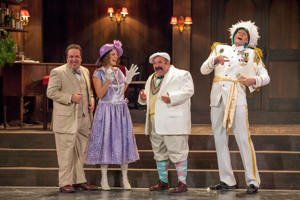 BWW Review: Union Avenue Opera turns THE MIKADO 'Topsey Turvey'