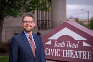 Aaron Nichols Named Executive Director of South Bend Civic Theatre