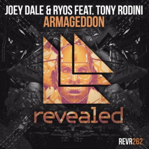 Joey Dale & Ryos Collaborate with Tony Rodini on 'Armageddon'