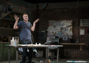 BWW Review: Tom Story Is Fully Committed As 40 Characters In FULLY COMMITTED At MetroStage, A Tour De Force