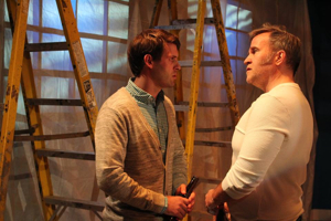 BWW Review: Ned Averill-Snell Stands Out in Jobsite Theater's Fine Production of Israel Horovitz's GLOUCESTER BLUE
