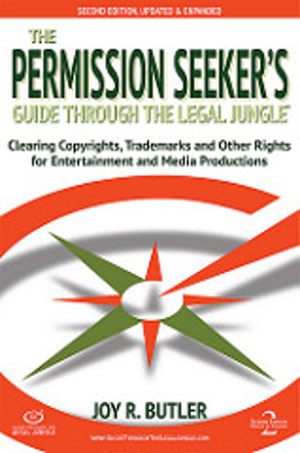 'PERMISSION SEEKER'S GUIDE' Offers Help Through Legal Jungle of Copyrights and More
