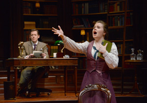 BWW Review: DADDY LONG LEGS Blends the Sweet and Strange at Pittsburgh Public
