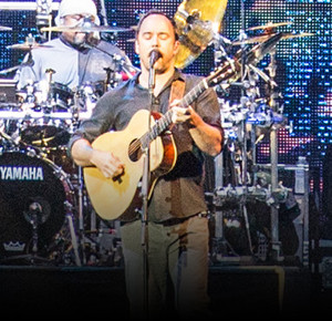 Dave Matthews Band to Be Featured on NEIGHBORHOOD SESSIONS Series on TNT, 9/11