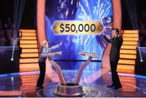 WHO WANTS TO BE A MILLIONAIRE Is Up the Most Among All Syndicated Game Shows in February