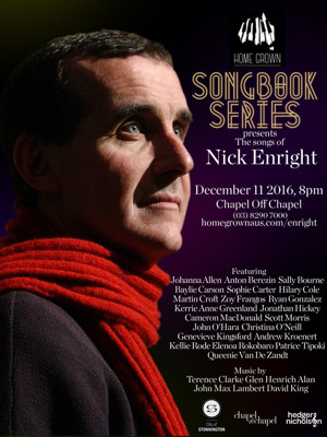 Songbook Series - THE SONGS OF NICK ENRIGHT