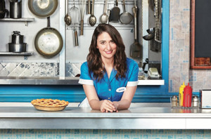 Sugar, Butter, Sara Bareilles?! WAITRESS Composer Will Make Her Broadway Debut
