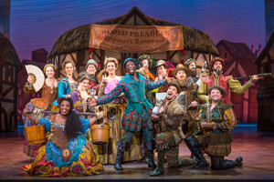 BWW Review: SOMETHING ROTTEN! Parodies Genius