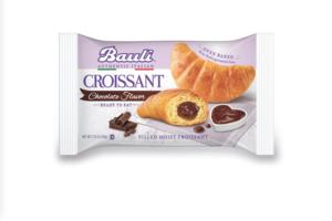 MARINAS MENU: BAULI ITALIAN CROISSANTS Delicious and Ready to Eat