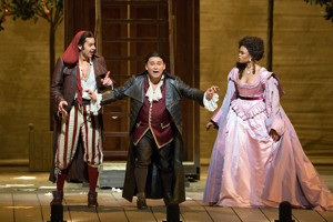 BWW Review: Two Nights in Seville, Part 1 - with BARBIERE at the Met