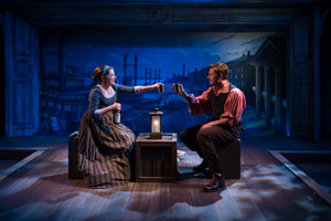 BWW Review: The Repertory Theatre of St. Louis' Outstanding New Musical GEORAMA