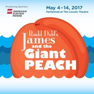 Columbus Children's Theatre Presents Roald Dahl's JAMES AND THE GIANT PEACH