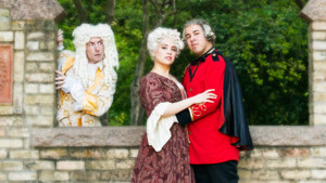 BWW Review: THE GONDOLIERS - Comic Opera At Its Finest