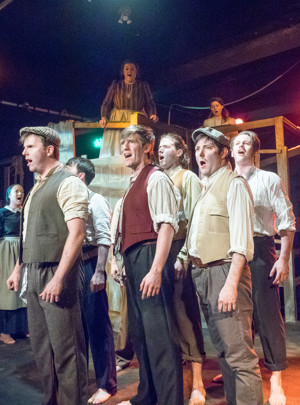 BWW Review: MY LAND'S SHORE, Ye Olde Rose and Crown Theatre