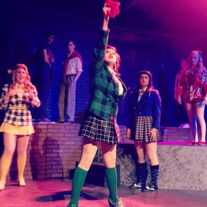 BWW Reviews: 'What's Your Damage?' HEATHERS Will Blow You Away