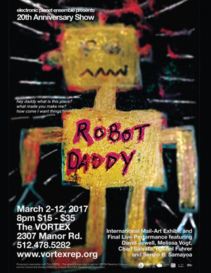 BWW Review: ROBOT DADDY - A Must See Rocking Multi-Media Experience