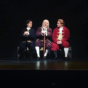 BWW Review: History Comes Alive with Eight O'Clock Theatre's Winning 1776: THE MUSICAL