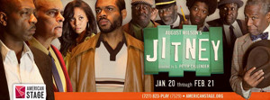 BWW Review: August Wilson's JITNEY Astounds at American Stage