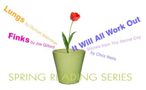 Voice Theatre Announces 4th Annual Spring Reading Series