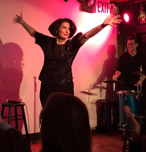 BWW Cabaret Conversation: 2016 MAC Award Winner MEG FLATHER Is Always Looking For the Lessons In An Unconventional Career