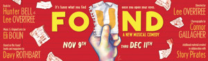 Andrew Call,F. Michael Haynie & More Will Star in Philadelphia Theatre Company's FOUND