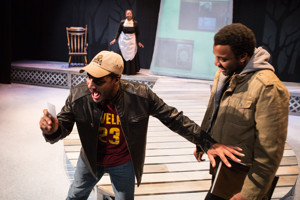 BWW Review:  BEYOND THE OAK TREES at Crossroads Theatre is Exceptional Drama