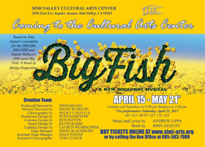 BWW Review: BIG FISH Proves Our Dreams Begin Where the Pavement Ends