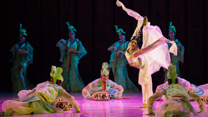 BWW Review: CHINA NATIONAL OPERA & DANCE DRAMA THEATER Offers a Winning Production of Confucius