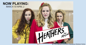 BWW Review: triangle productions! and Staged! Bring Us a Very Very HEATHERS...THE MUSICAL!