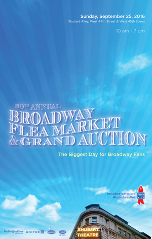Over 60 Stars Set for 30th Annual Broadway Flea Market & Grand Auction!
