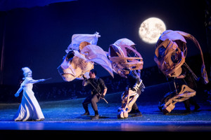 BWW Reviews: THE LION, THE WITCH & THE WARDROBE, Birmingham Rep Theatre, December 1 2015