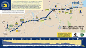 It's Here! The 2017 BOSTON MARATHON to Be Streamed Live on CBS