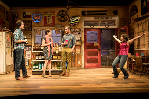 BWW Review: Jungle Theater's Hilarious and Heart-breaking LONE STAR SPIRITS Smartly Examines Small Town Life, Regrets, and Family