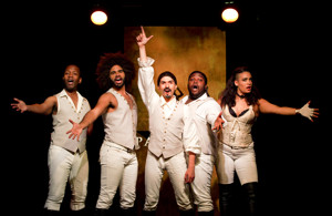SPAMILTON Extends Again, Will Continue Friendly Roast Off-Broadway Through December
