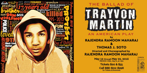 THE BALLAD OF TRAYVON MARTIN to Premiere at Freedom Theatre This May