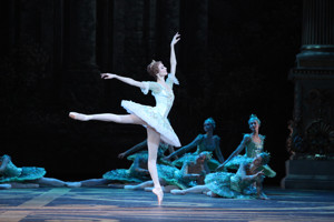 The Ridgefield Playhouse brings the Bolshoi Ballet LIVE in HD for a Screening of the Fairytale Classic SLEEPING BEAUTY on 1/22