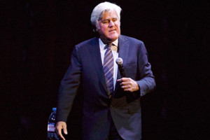BWW Review: Jay Leno Tells Jokes at the Kennedy Center