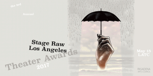Stage Raw Announces Award Winners For Its Third Annual Awards