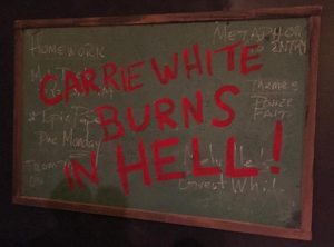 BWW BLOG: SOMEONE WILL KNOW HER NAME - CARRIE THE MUSICAL TAKES ON LAS VEGAS