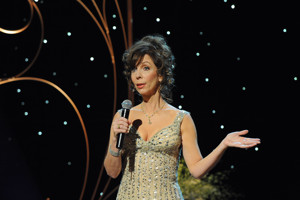 Naked Beneath My Clothes!  Funny Lady Rita Rudner Returns To The McCallum