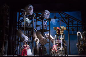 BWW Review: Wagner's Music Shines in DAS RHEINGOLD