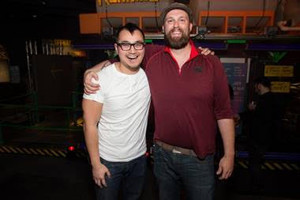 Jonathan Lung & Brian Louden Crowned New MYTHBUSTERS on Science Channel
